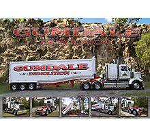 Gumdale Composite Photographic Print