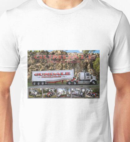 Gumdale Composite Unisex T-Shirt
