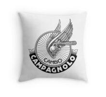 fixed gear campi Throw Pillow