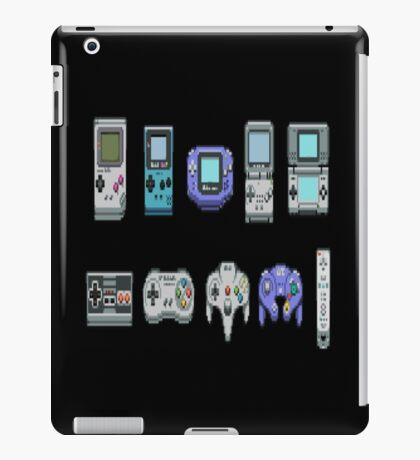 Retro Gamer iPad Case/Skin