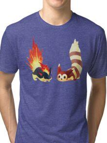 The Poke friends  Tri-blend T-Shirt