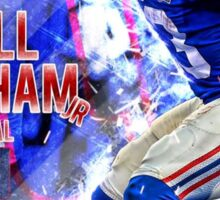 Odell beckham Sticker