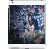 Odell beckham jr iPad Case/Skin