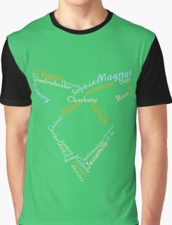Infernal Devices Name Rune Graphic T-Shirt