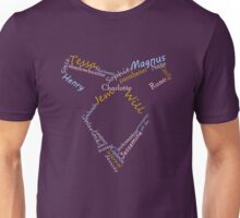 Infernal Devices Name Rune Unisex T-Shirt