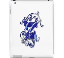 Surfin' Waves Alpha 'Z' iPad Case/Skin