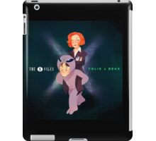 Folie à Deux iPad Case/Skin