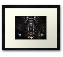 GalMech And The Moon Guardians Framed Print