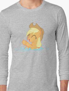 Splashy Horse Long Sleeve T-Shirt