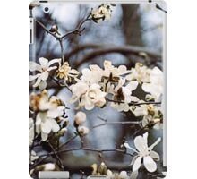 Magnolia Blossoms iPad Case/Skin