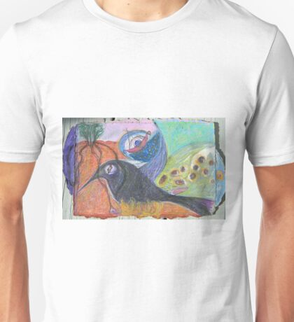 rustling birch Unisex T-Shirt