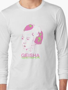 ONI - GEISHA Long Sleeve T-Shirt