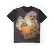 Bear Stories:  Have a Beary Happy Halloween Graphic T-Shirt