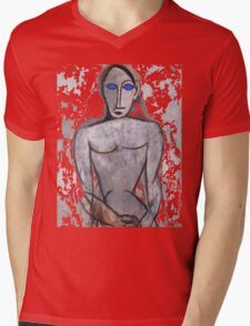 Pablo Picasso Woman with Hands Joined T-Shirt