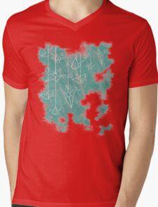 White Cranes ( Fade ) T-Shirt
