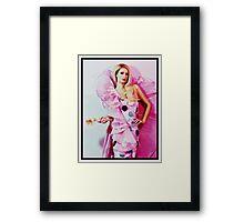 Paris Hilton - Barbie Framed Print