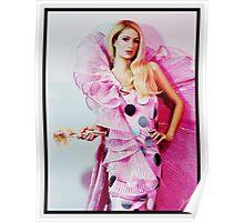 Paris Hilton - Barbie Poster