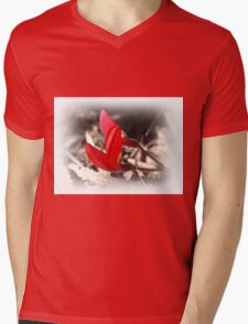 Kennedia in Red T-Shirt