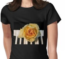 ♫ Nature's Music ♫ Womens Fitted T-Shirt