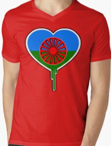 ROMA GYPSY BLEEDING HEART T-Shirt
