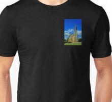 Evandale church Tasmania Unisex T-Shirt