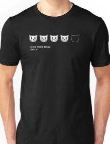Meow Meow Beenz Level 4 Unisex T-Shirt