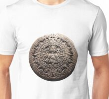 Azteken - Stone - Antik Unisex T-Shirt