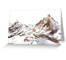 Snowblind Greeting Card
