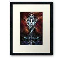 What Dreams Are Made Of Framed Print