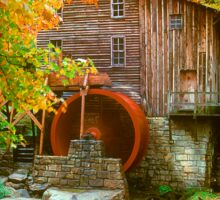 Glade Creek Grist Mill 802-06 Sticker