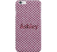 Ashley Mobile iPhone Case/Skin