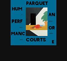 Human Performance Parquet Courts Rock  Unisex T-Shirt