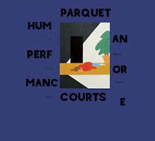 Parquet Courts Human Performance rocker Unisex T-Shirt