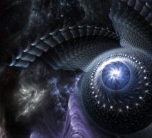 When Universes Collide Sticker