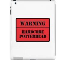 Hardcore Potterhead iPad Case/Skin
