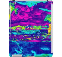 Pink Clouds and Blue Waters iPad Case/Skin