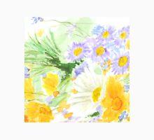 cheerful colorful wild flower  Unisex T-Shirt