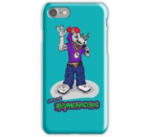 FLIGHT OF THE CONCHORDS - THE HIPHOPOPOTAMUS AND THE RHYMENOCEROS - THE RHYMENOCEROS VERSION 2 iPhone Case/Skin