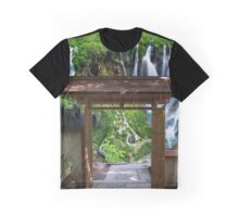 Pathway to Paradise Graphic T-Shirt
