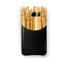 Bullet Fries Samsung Galaxy Case/Skin