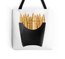 Bullet Fries Tote Bag