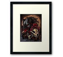 Seduction of Decay Framed Print