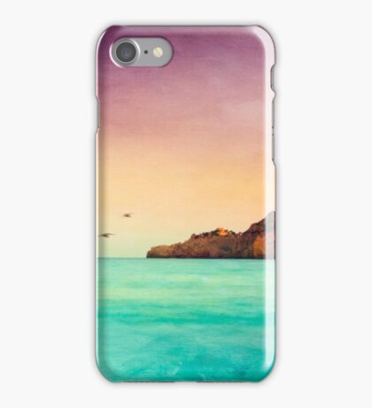 Glowing Mediterran iPhone Case/Skin