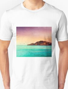 Glowing Mediterran Unisex T-Shirt