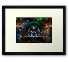 The Dream Menagerie Framed Print