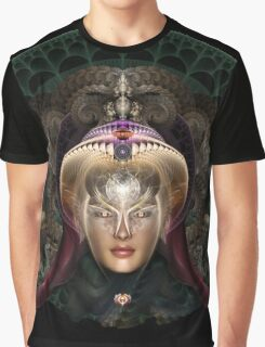 Maikia - Mystic Guardian Of Evxlore Graphic T-Shirt