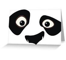 Kung Fu Panda - Po Greeting Card