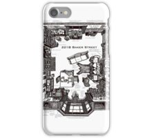 Sherlock's Home iPhone Case/Skin