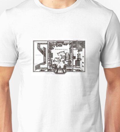 Sherlock's Home Unisex T-Shirt