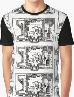 Sherlock's Home Graphic T-Shirt